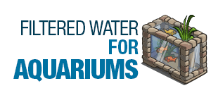 Filtered Water for Aquariums