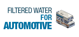 Filtered Water for Automotive