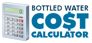 Bottled Water Cost Calculator