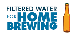 Filtered Water for Home Beer Brewing