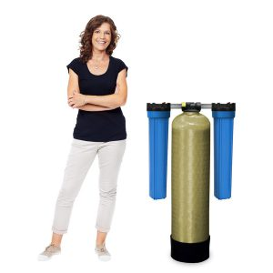 Whole House Non-Backwashing Carbon Filters