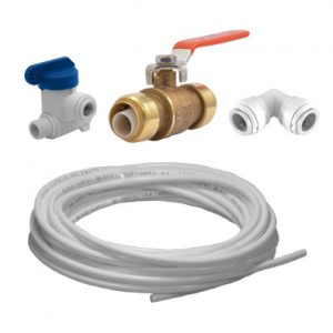 Fittings, Valves & Tubing