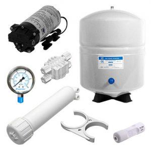 Reverse Osmosis Components